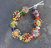 LoriandKim Beads - Garden Lens Lentils