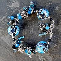 Carefree Aqua Bracelet